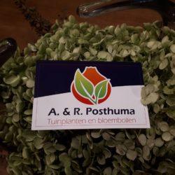 A. & R. Posthuma